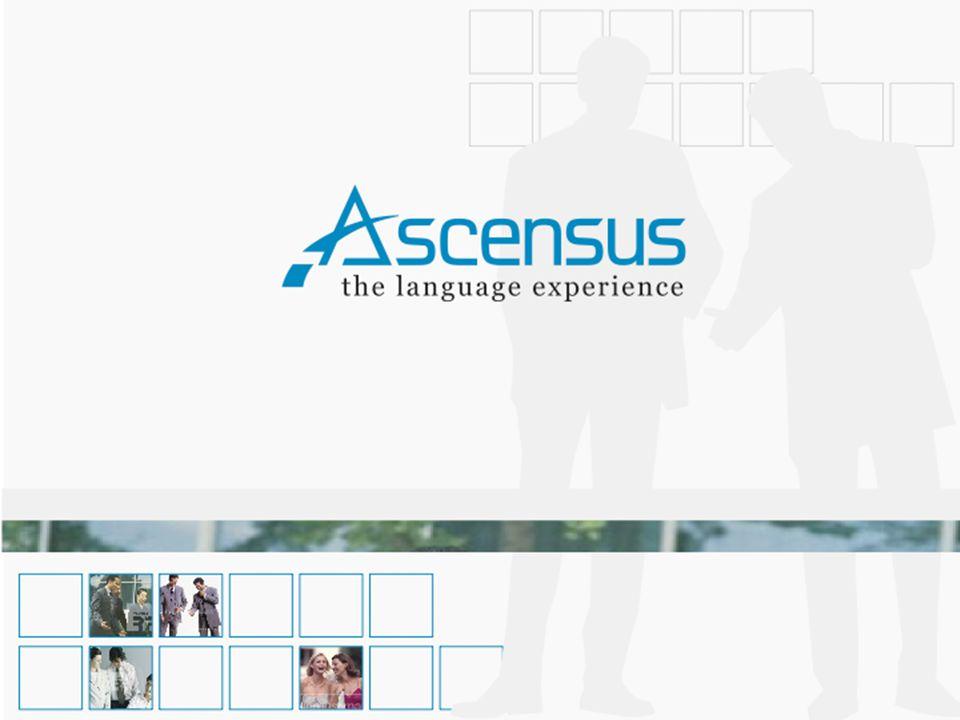 Ascensus AG Wieslergasse 2 - CH - 8049 Zürich - bbruno@ascensus.ch - Tel.