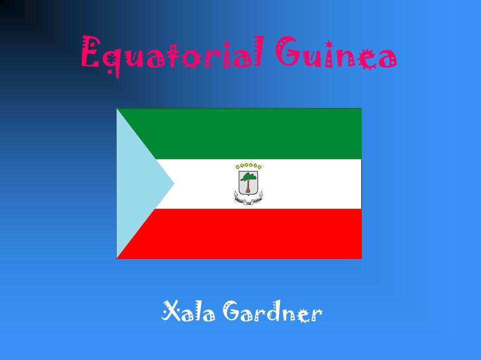 Equatorial Guinea Xala Gardner