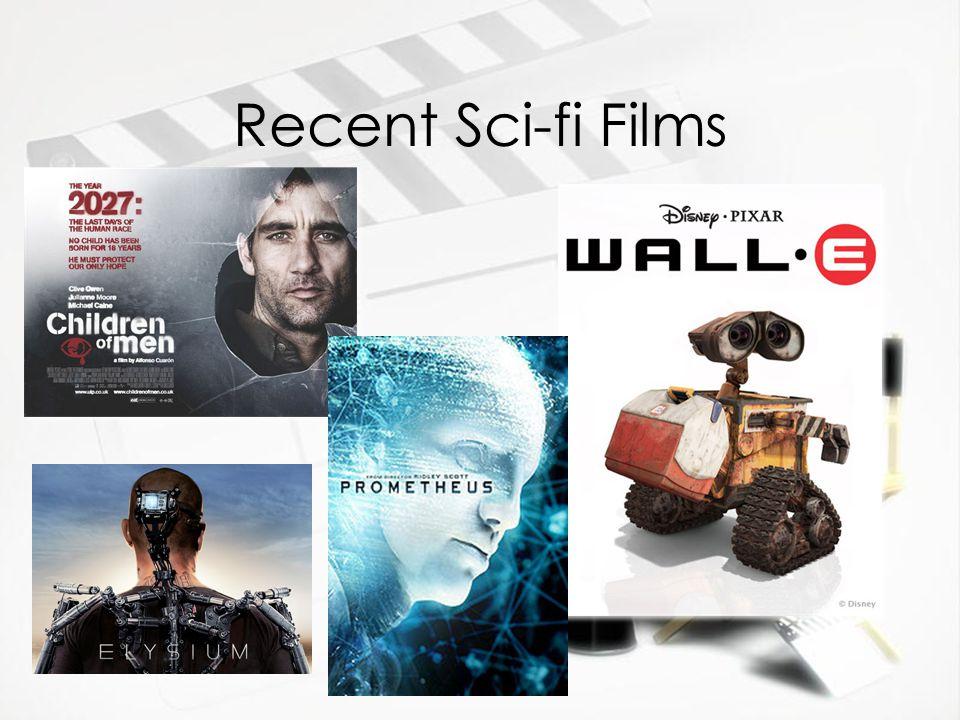 Recent Sci-fi Films