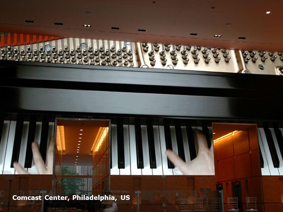 Page 24 Comcast Center, Philadelphia, US