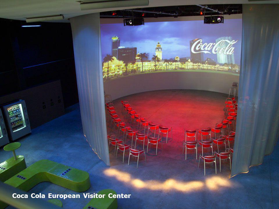 Page 25 Coca Cola European Visitor Center