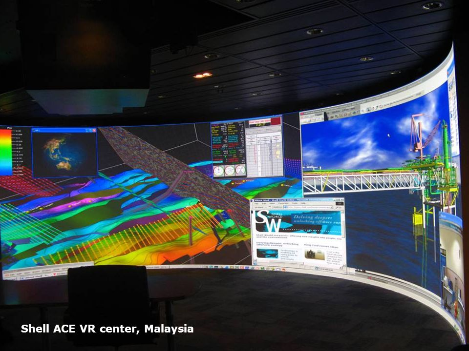 Page 61 Shell ACE VR center, Malaysia
