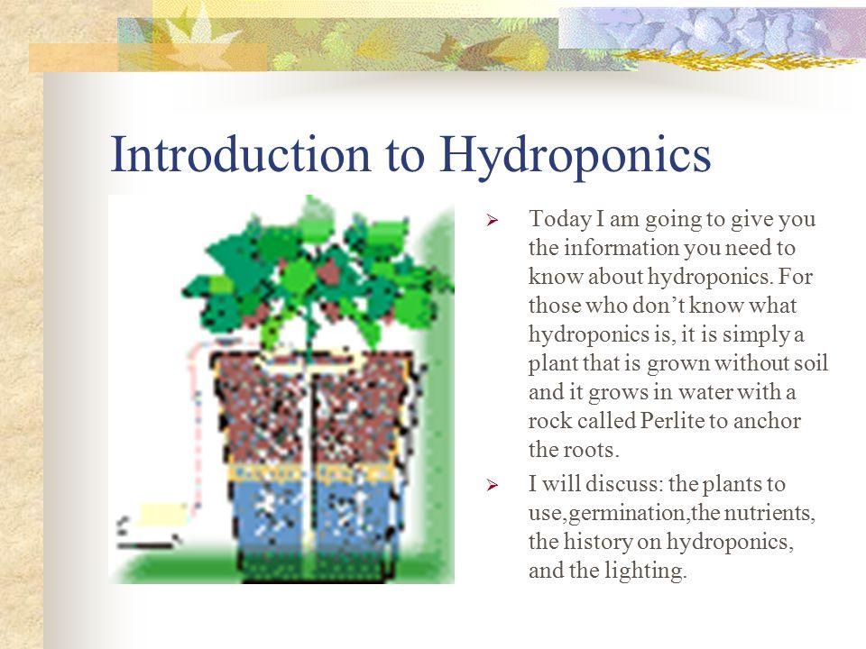 Organic hydroponics Coconut fiber offers many unique advantages: Large oxygen capacity.