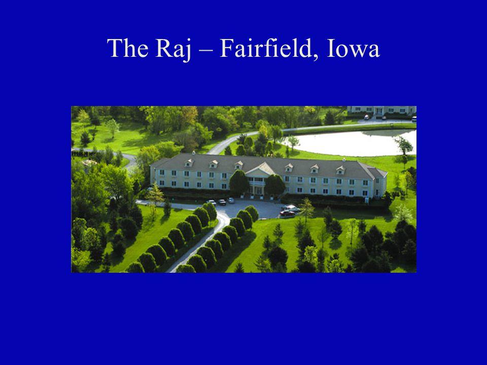 The Raj – Fairfield, Iowa