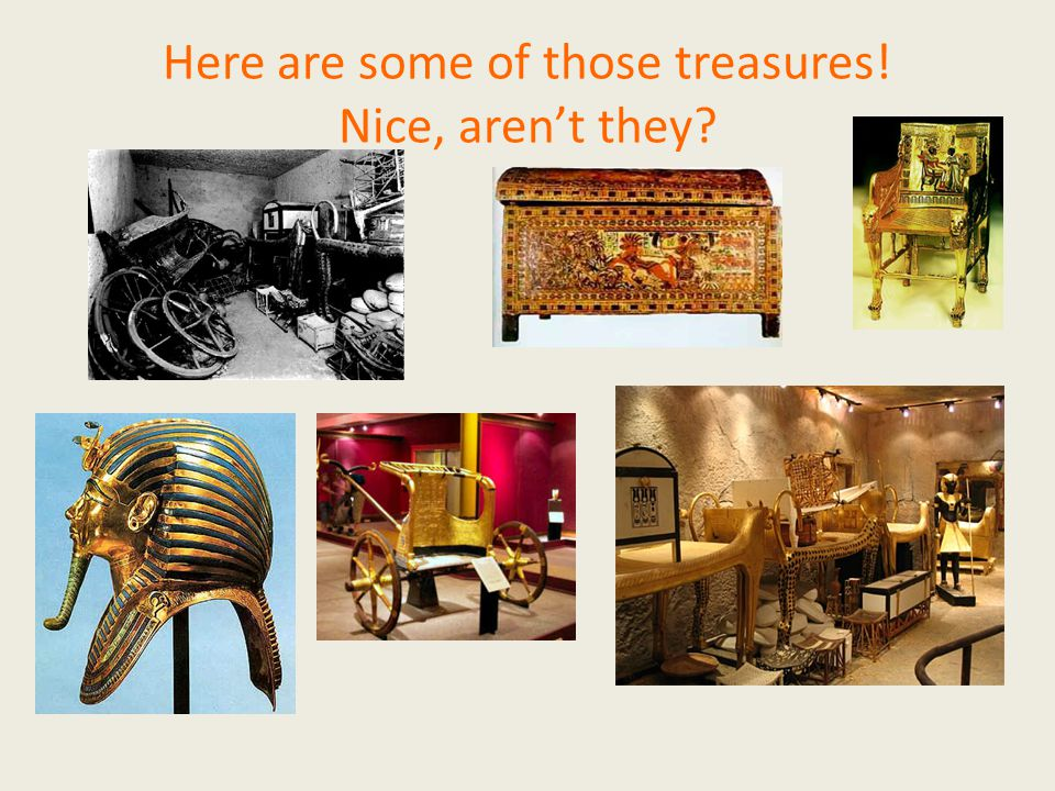 Here are some of those treasures! Nice, aren't they?