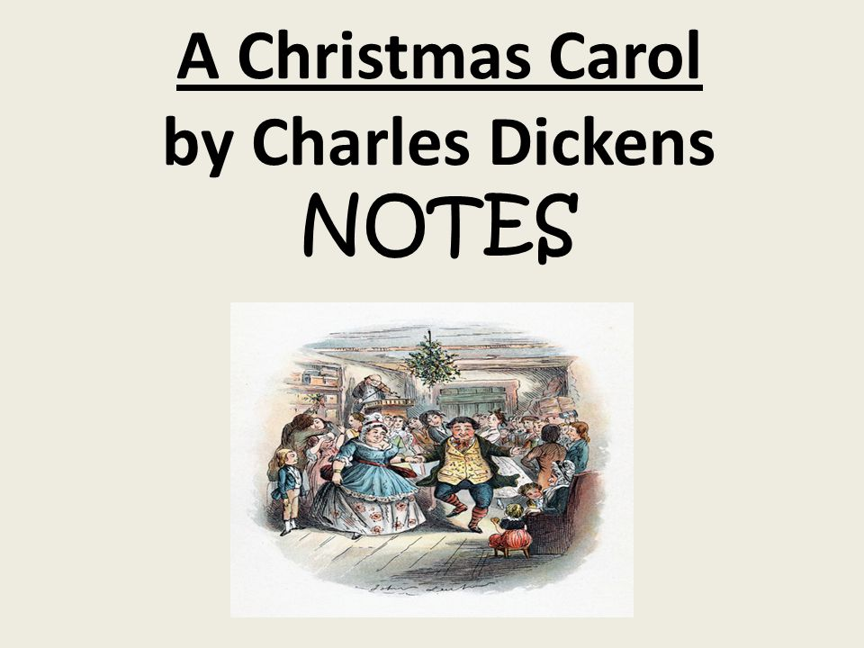 Scrooge's story brought about other changes too.