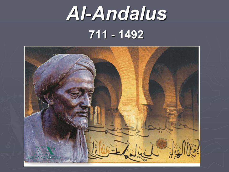 1Al-Andalus 711 - 1492