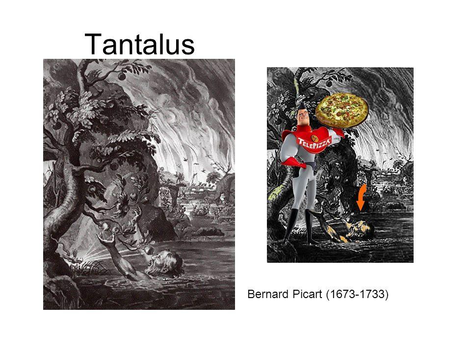 Tantalus Bernard Picart (1673-1733)