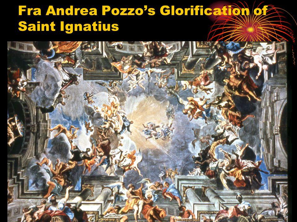 Fra Andrea Pozzo's Glorification of Saint Ignatius