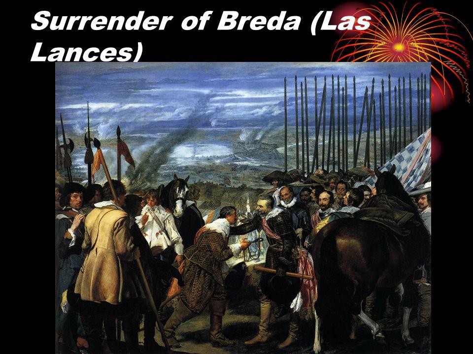 Surrender of Breda (Las Lances)