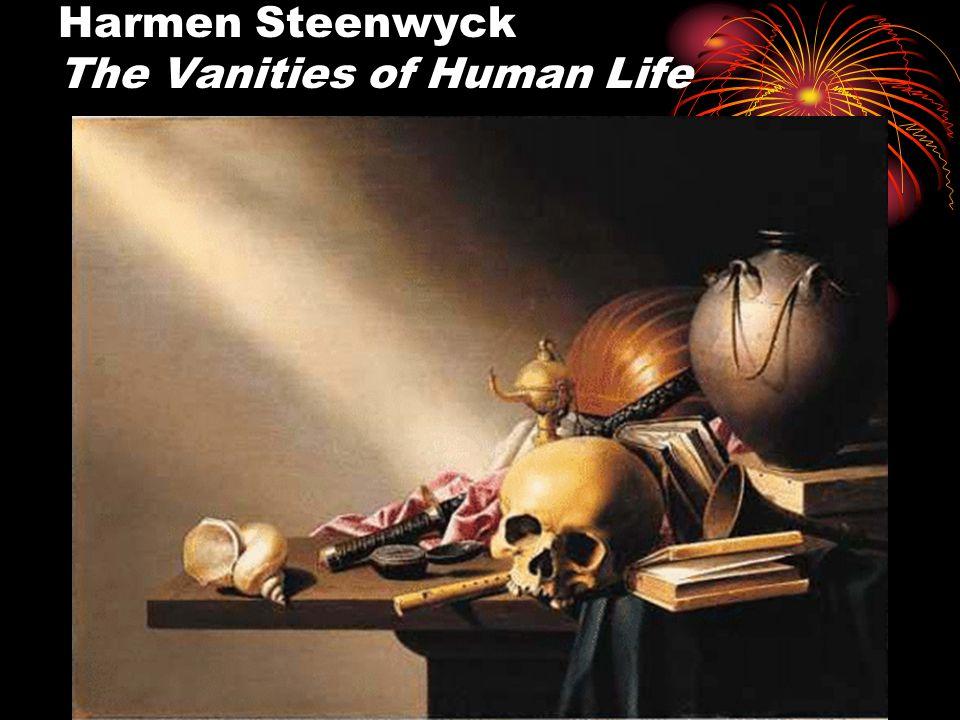 Harmen Steenwyck The Vanities of Human Life
