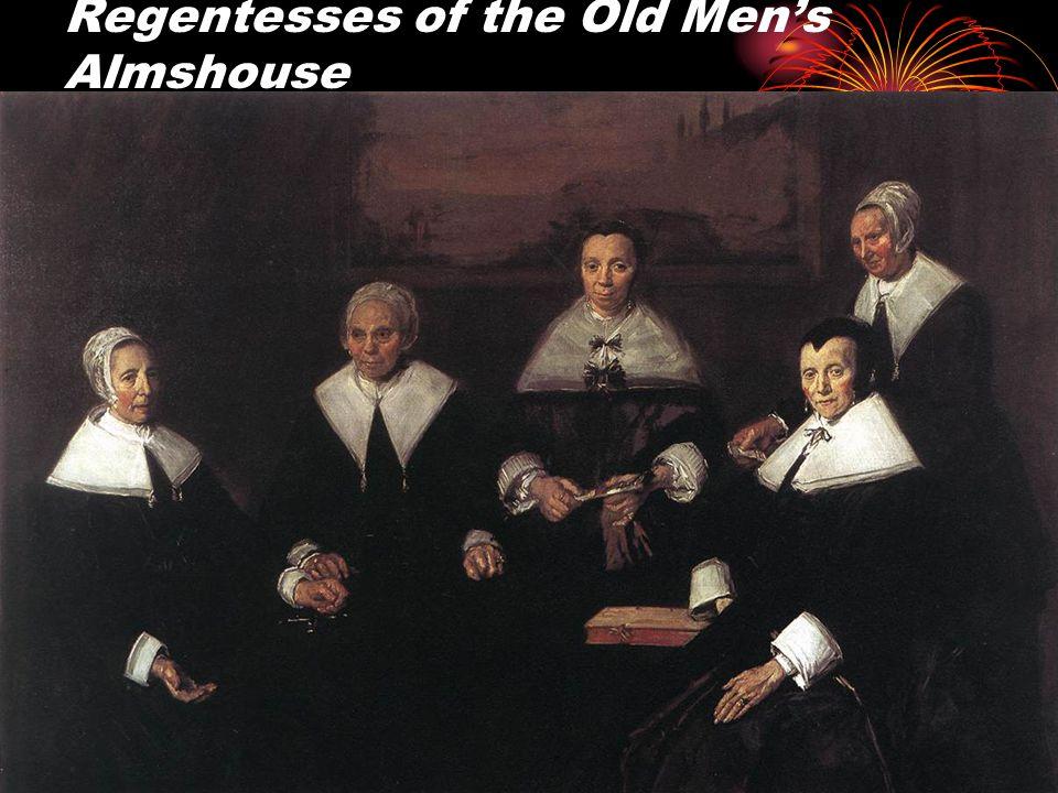 Regentesses of the Old Men's Almshouse