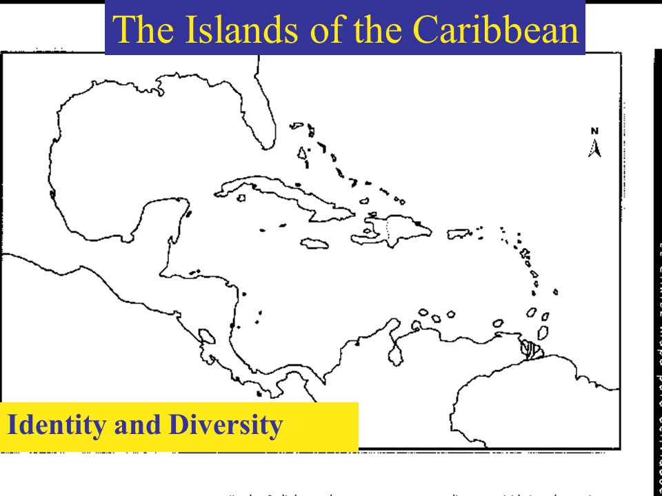 The Islands of the Caribbean Identity and Diversity
