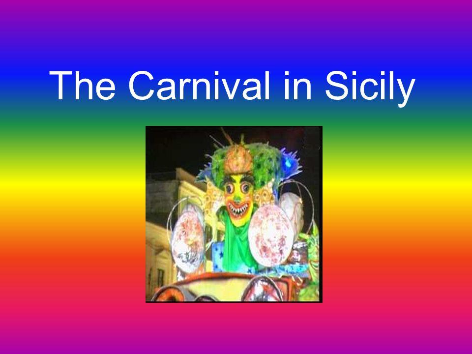 The Carnival in Sicily
