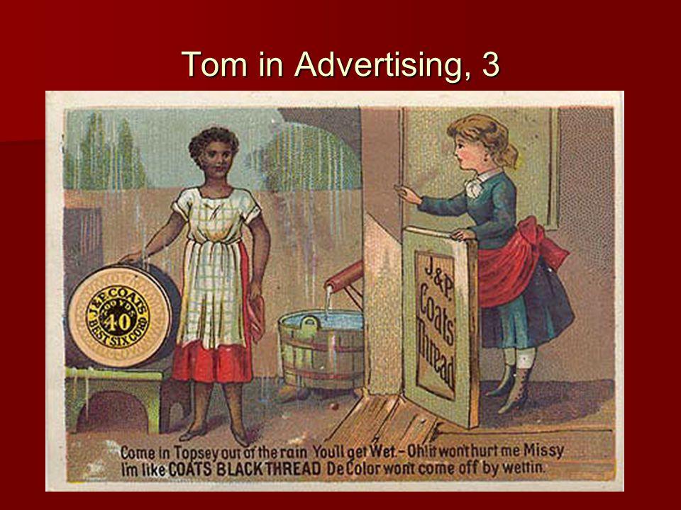 Tom in Advertising, 3