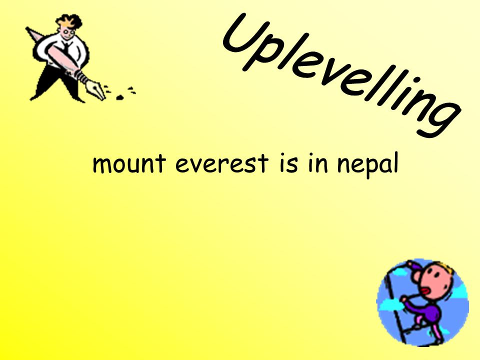 mount everest is in nepal
