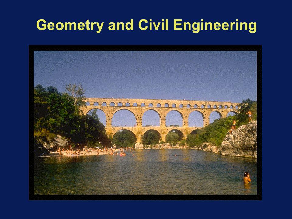 Geometry and Civil Engineering
