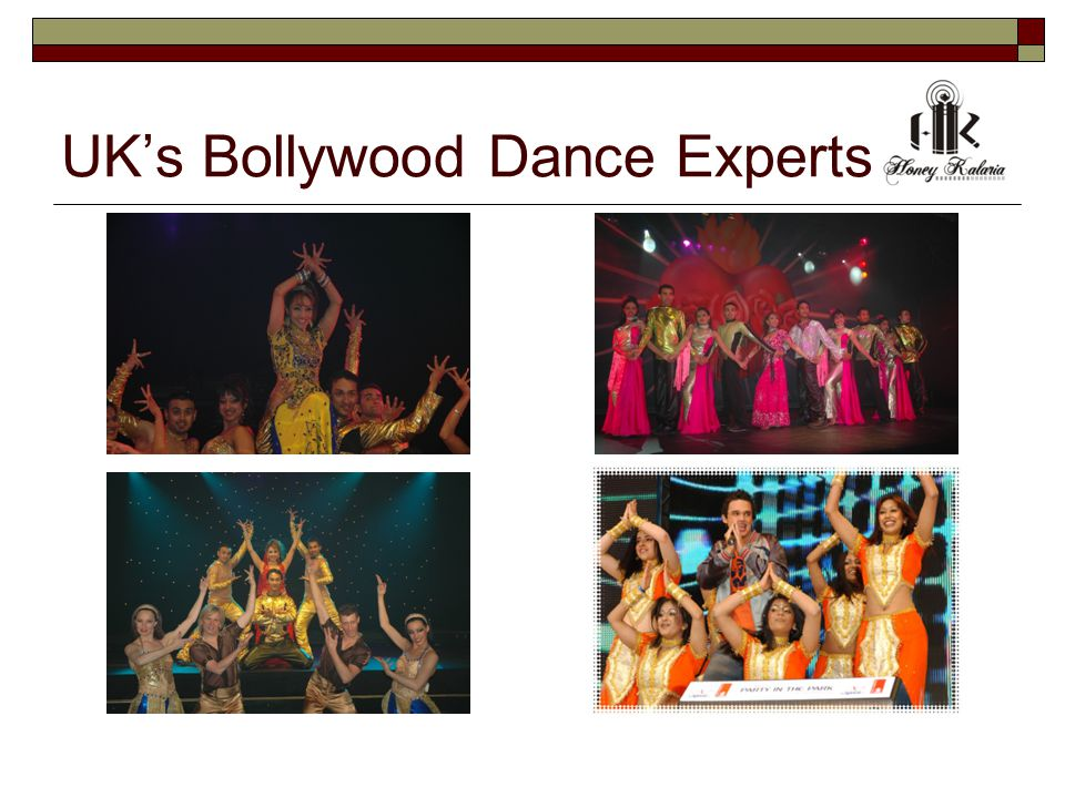 UK's Bollywood Dance Experts