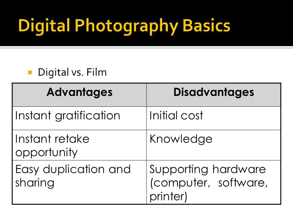  Digital vs.