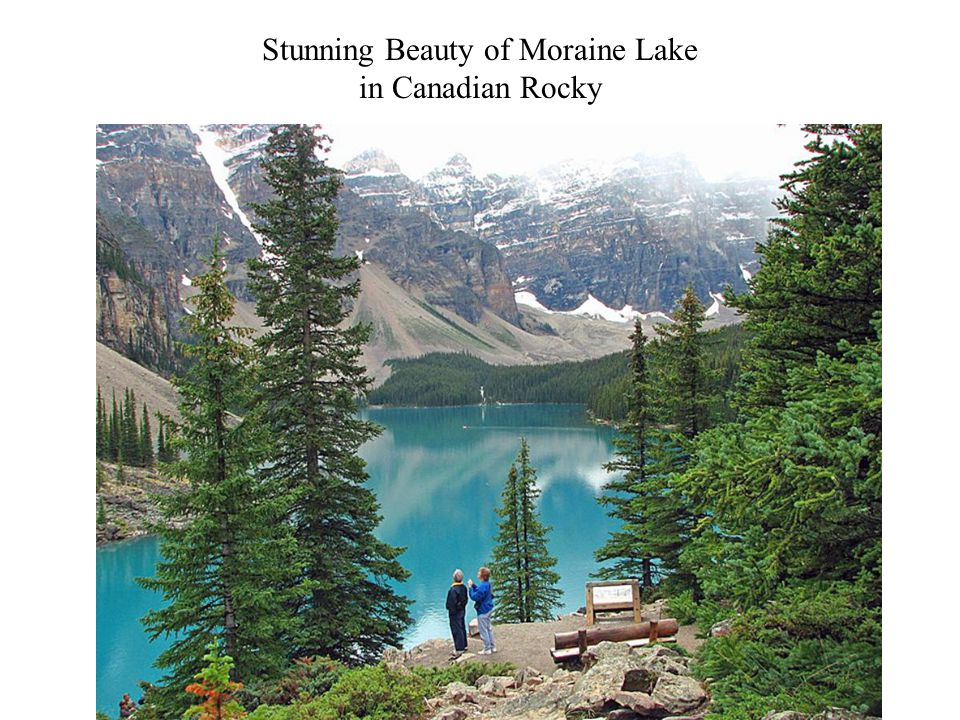 Stunning Beauty of Moraine Lake in Canadian Rocky Photography 28