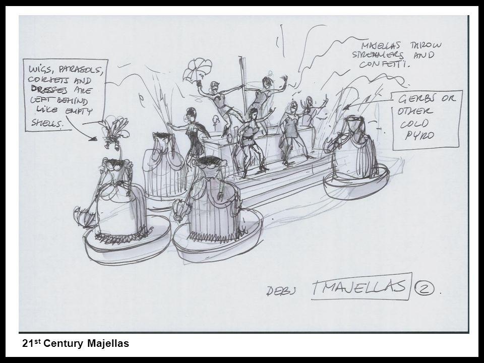 21 st Century Majellas