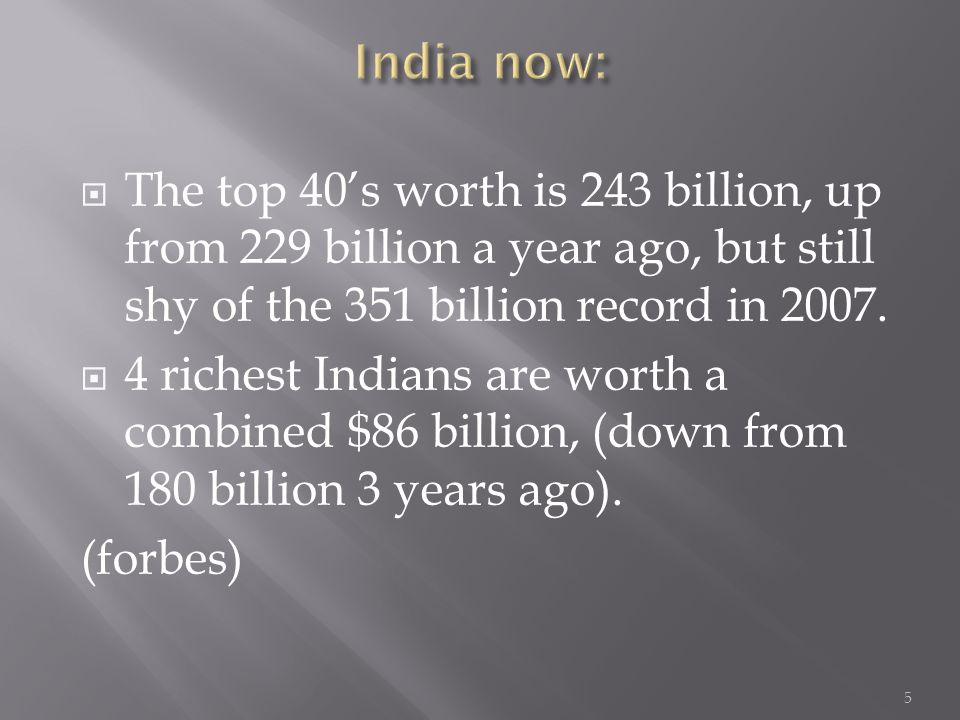  47 Indian companies are on Forbes Global 2000.