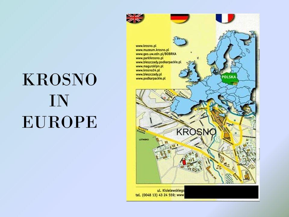 KROSNO IN EUROPE
