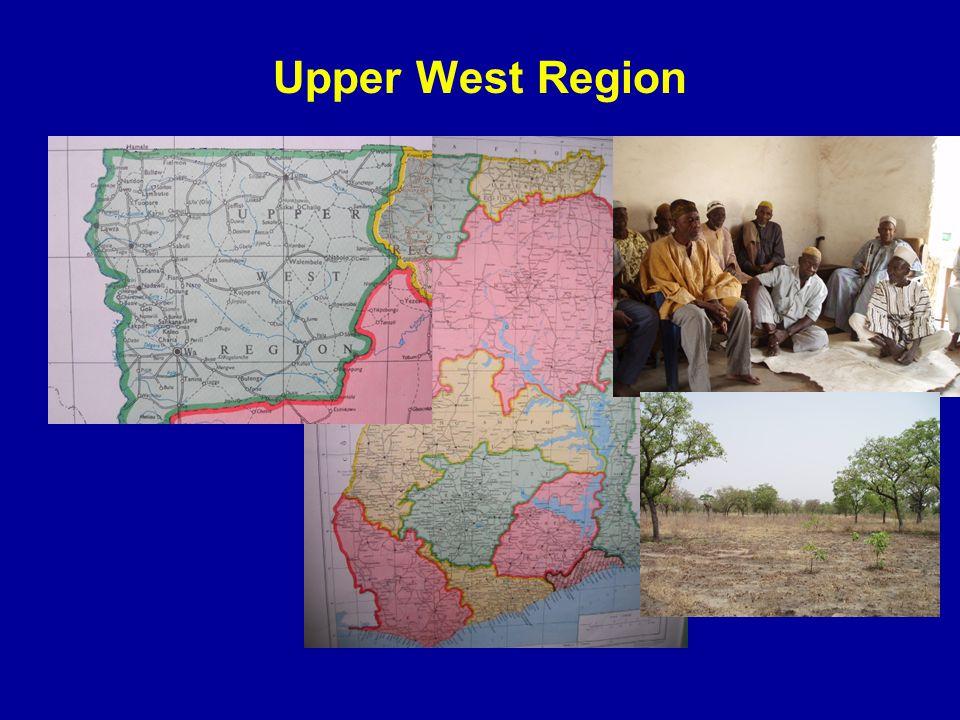 Upper West Region