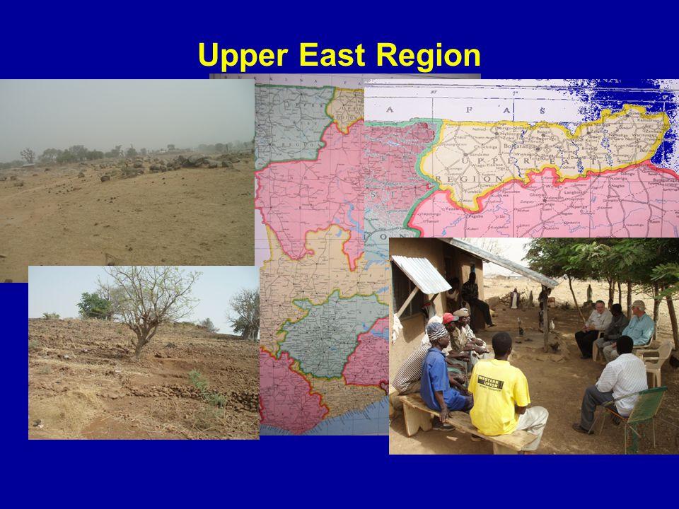 Upper East Region