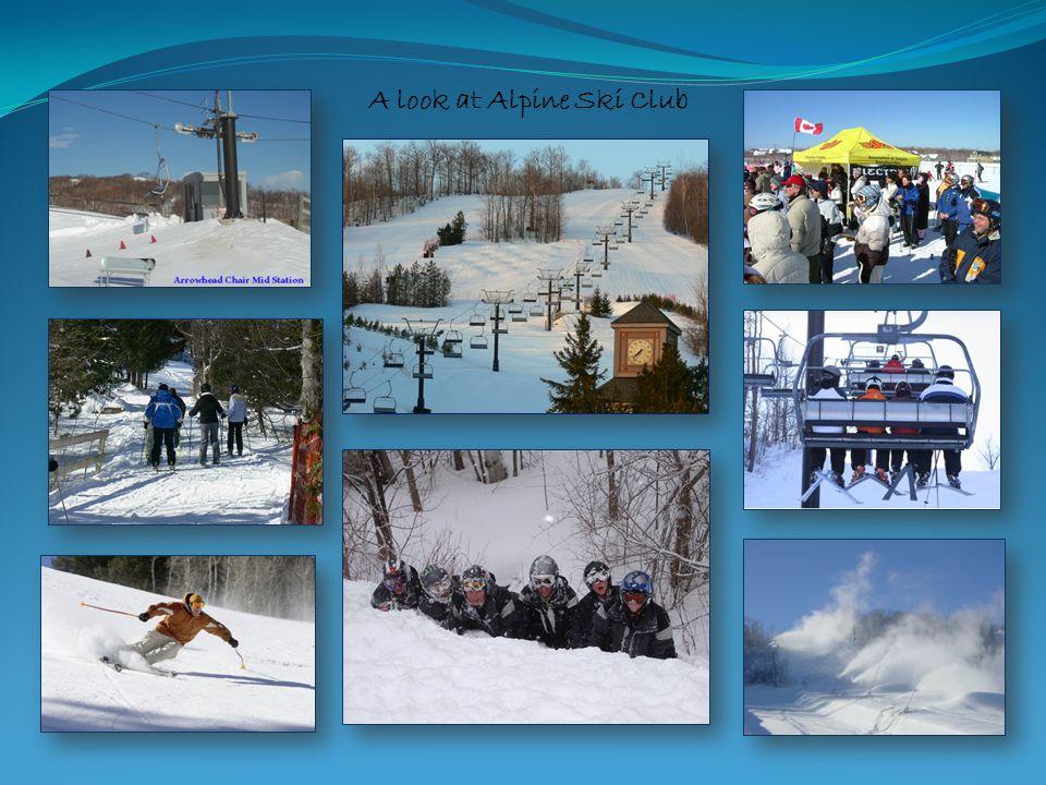 A look at Alpine Ski Club