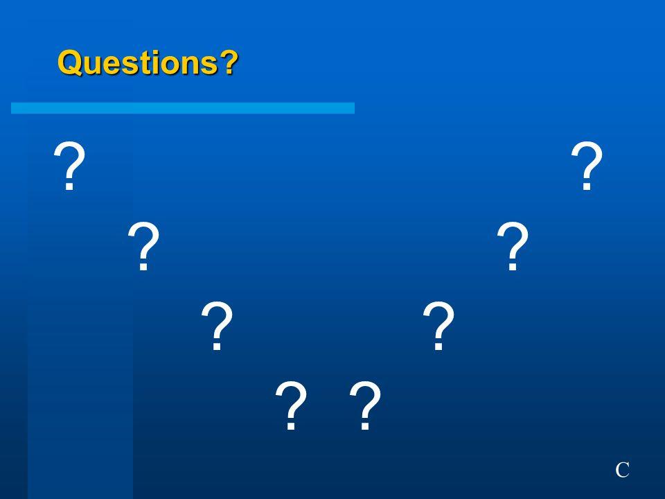 Questions C