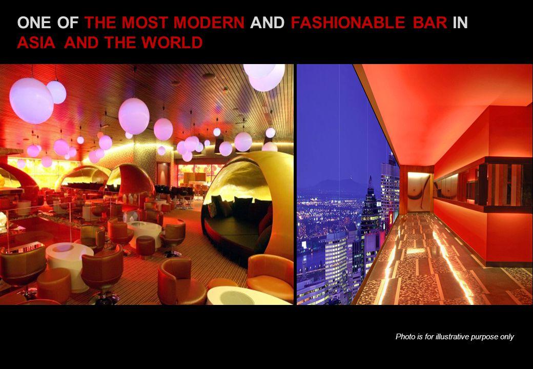 Bar, floor 49