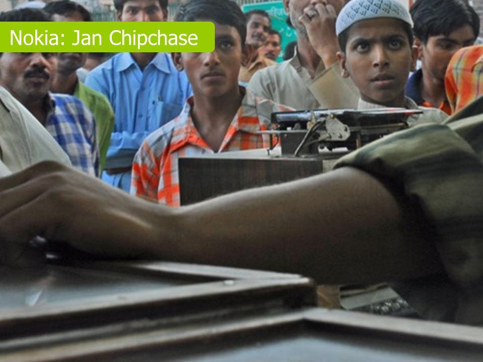 Nokia: Jan Chipchase