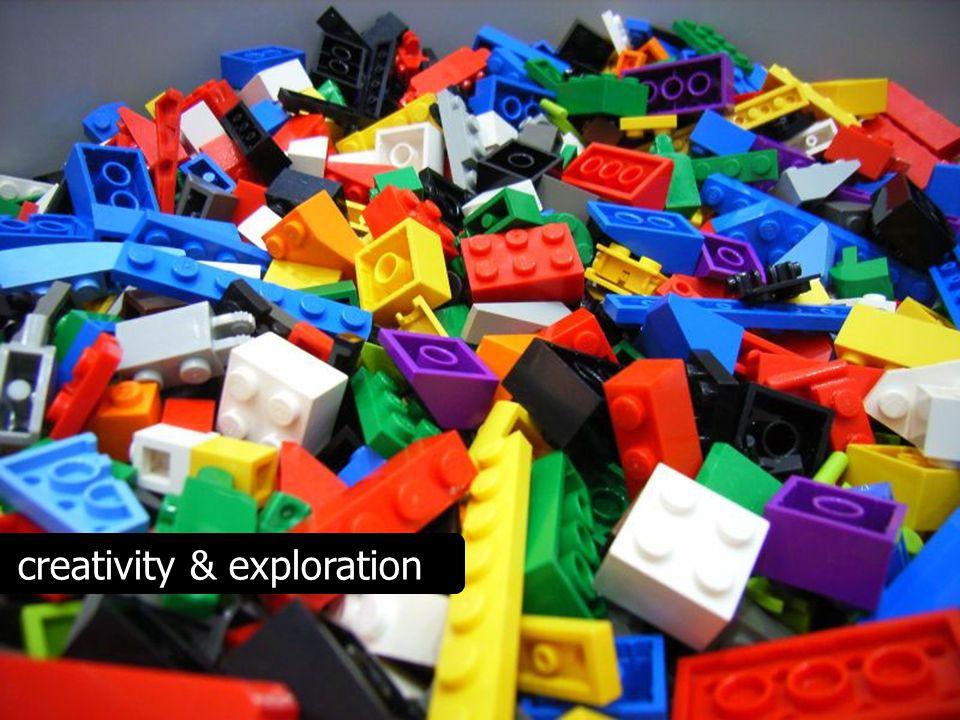 creativity & exploration