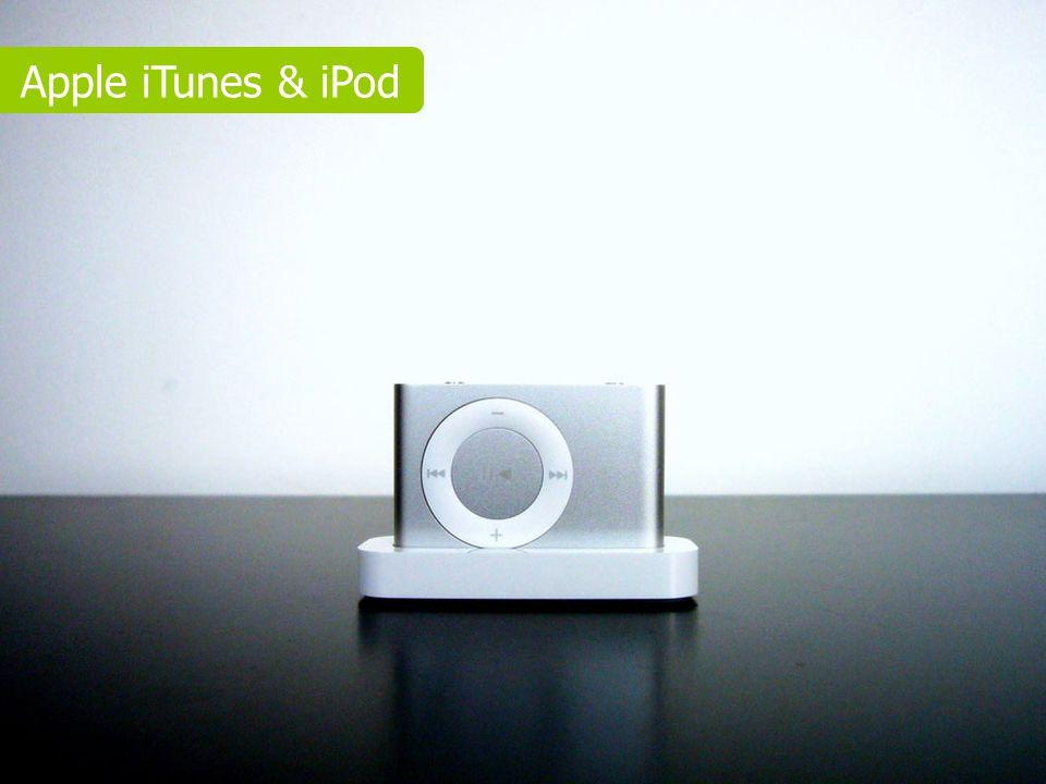 Apple iTunes & iPod