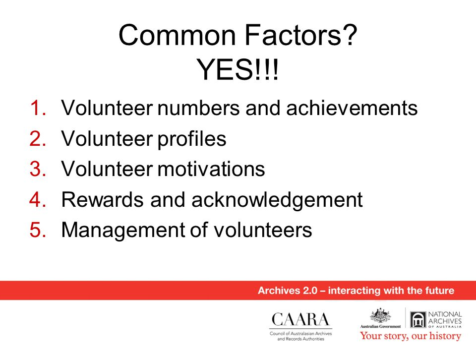 Common Factors. YES!!.