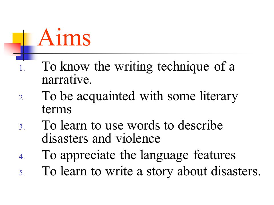 Teaching Contents 1.The literary style 2. Detailed study of the text 3.