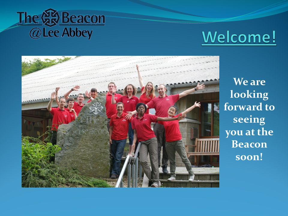 We are looking forward to seeing you at the Beacon soon!