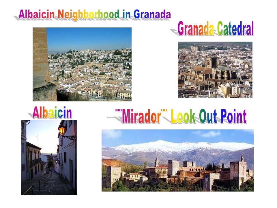 Map of Almeria: