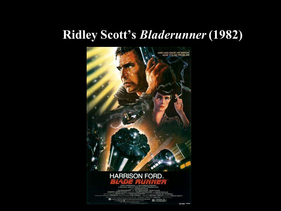 [Modernism/Postmodernism] Pomo Ridley Scott's Bladerunner (1982)