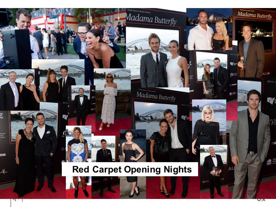 Pg. 7 Red Carpet Opening Nights