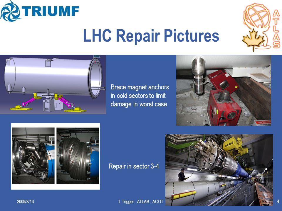 4 LHC Repair Pictures 2009/3/13I.