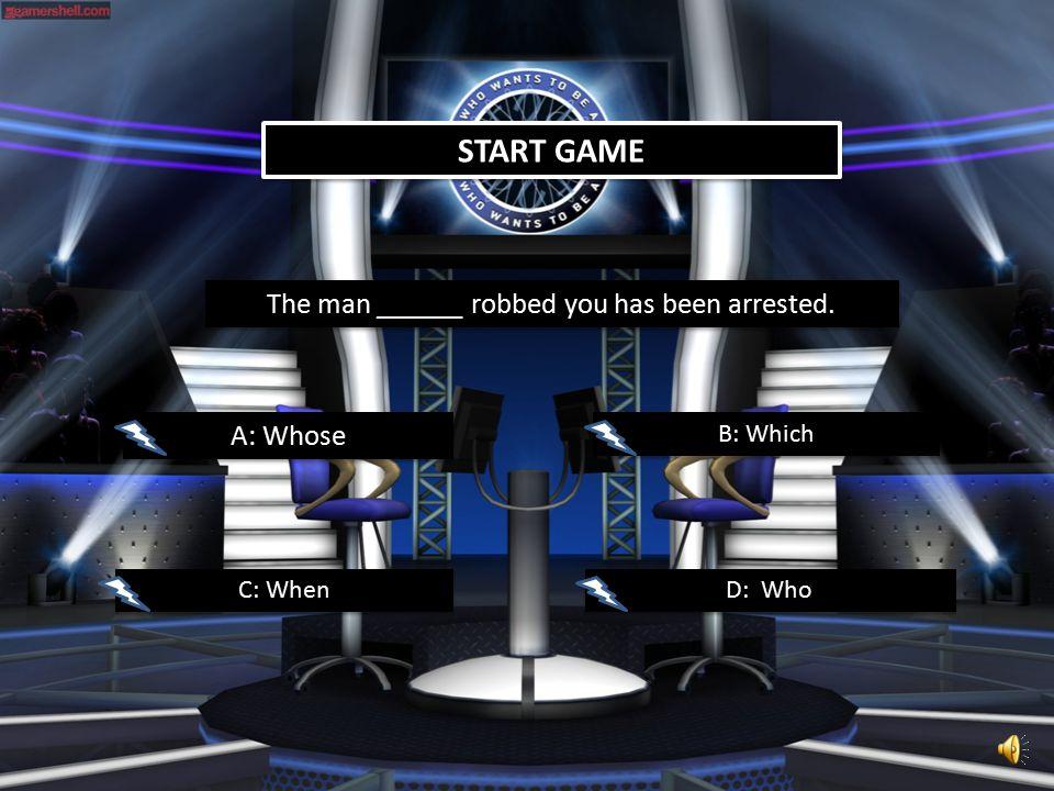 PRINCIPAL MENU START GAME START GAME EXIT GAME
