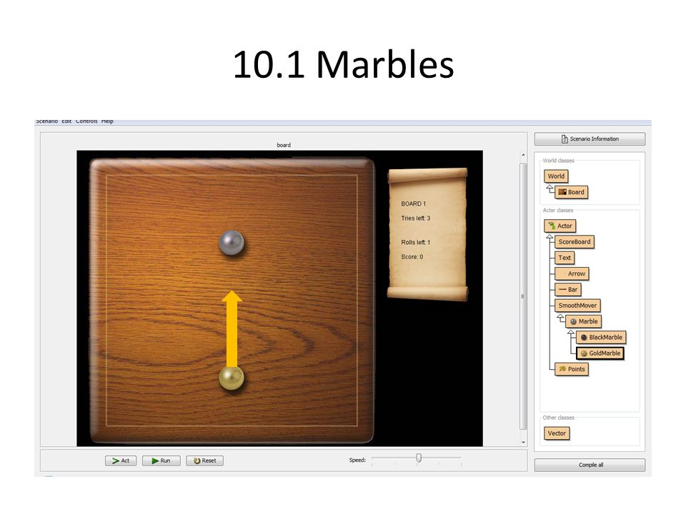 10.1 Marbles