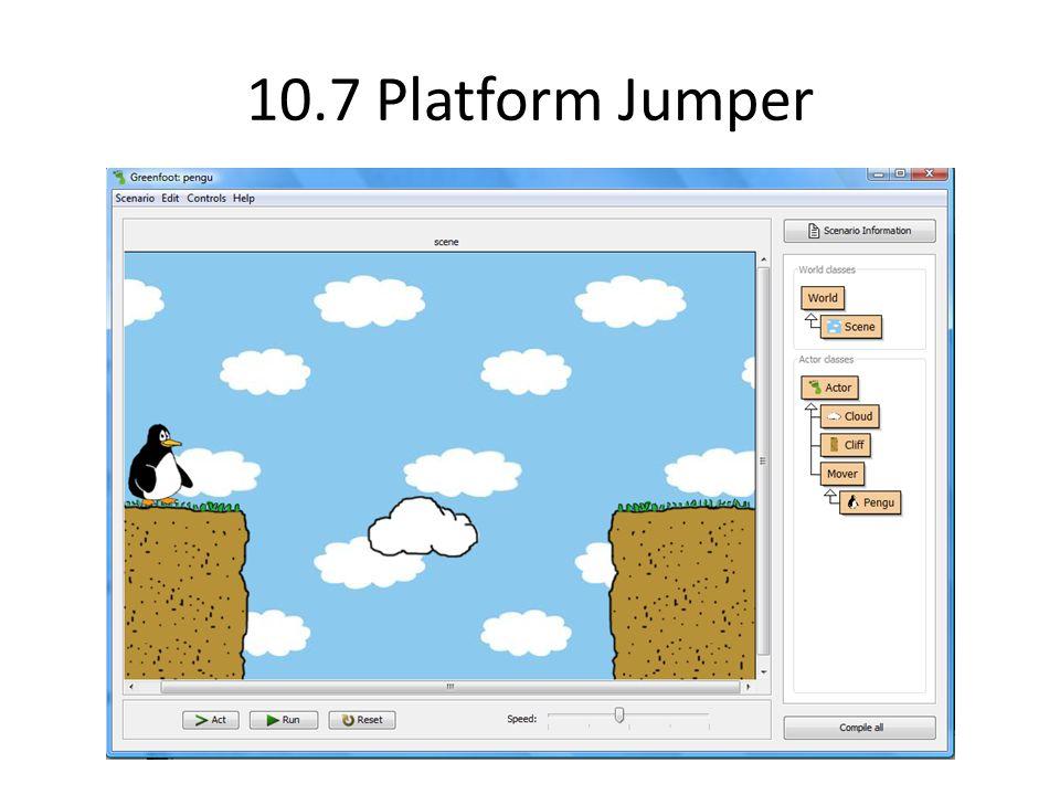 10.7 Platform Jumper