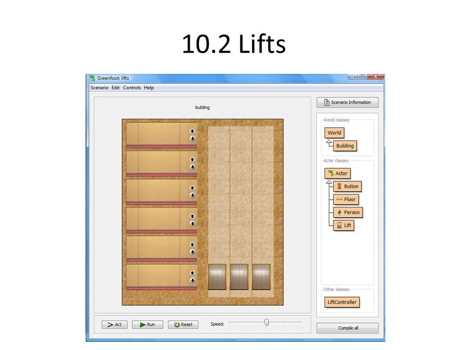 10.2 Lifts