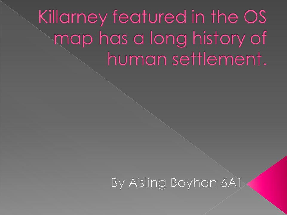  Prehistoric Killarney  Killarney s unique history began with the last Ice Age.