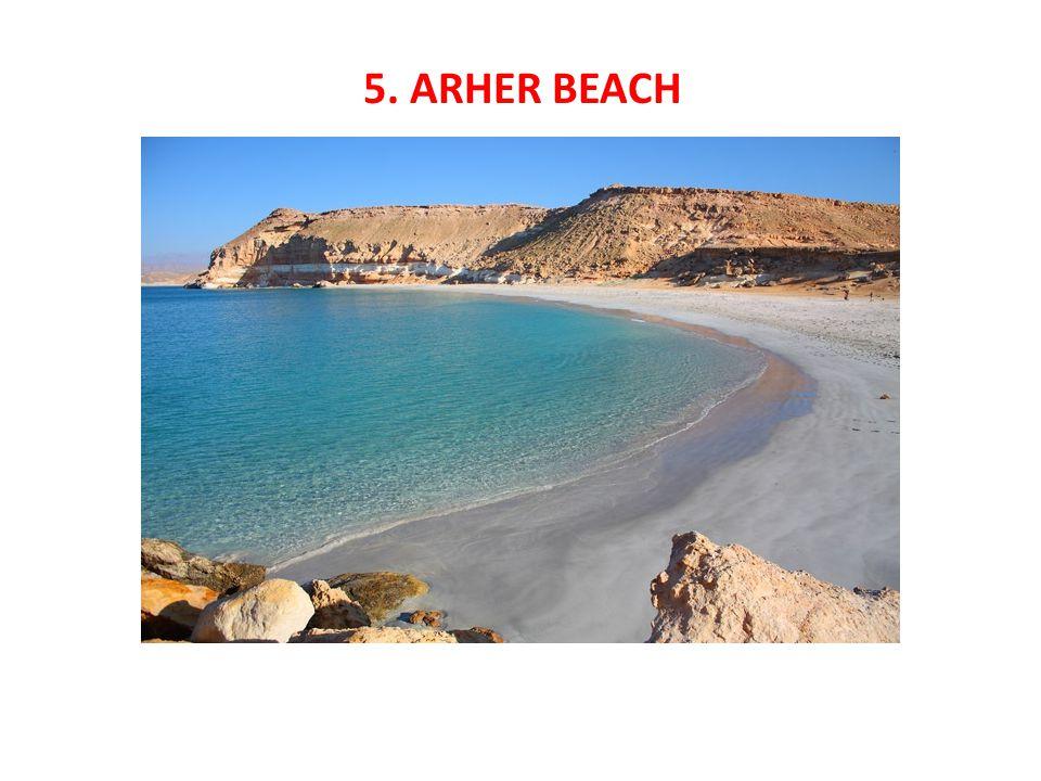 5. ARHER BEACH