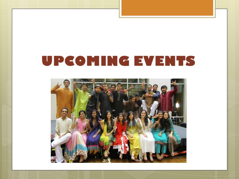 Eid Banquet  November 10 th : Quadrangle Room  Dress up and celebrate Eid with Texas PSA.