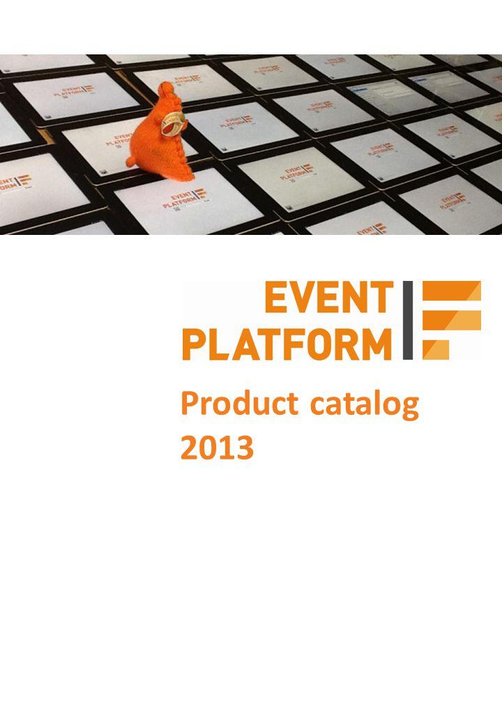 Product catalog 2013